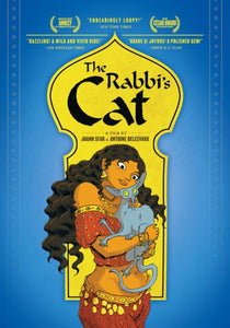 Chat du Rabbin, Le - The Rabbi's Cat DVD