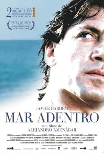 Sea Inside, The - (Mar Adentro) DVD
