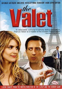 Doublure, La (The Valet) DVD
