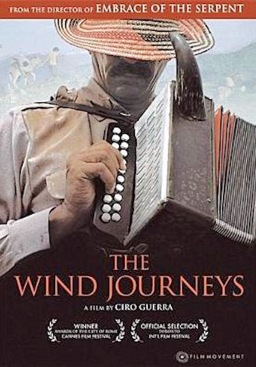 The Wind Journeys - Los viajes del viento