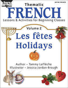 Thematic French Volume 2