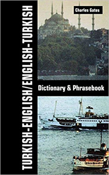 Turkish-English Dictionary & Phrasebook