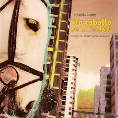 Un caballo en la ciudad Book and Teacher Tool