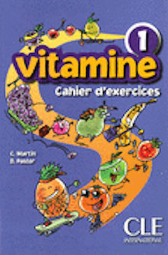 Vitamine 1 Cahier d'exercices