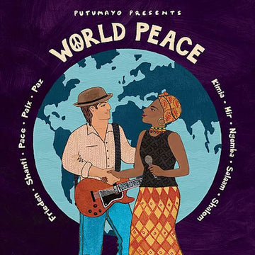 World Peace CD