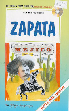 Zapata - book and cd