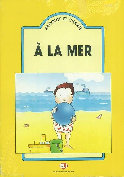 A la mer big book and cd