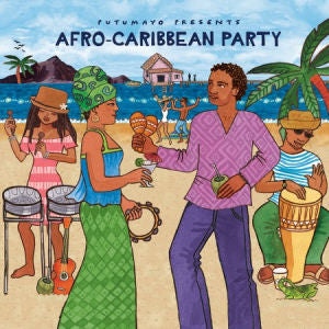 Afro-Caribbean Party CD