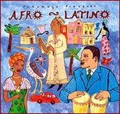 Afro ~ Latino CD