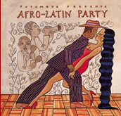 Afro Latin Party CD