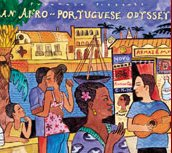 Afro-Portuguese Odyssey CD