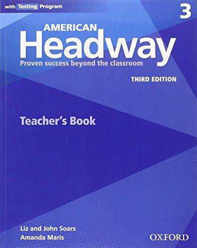 American Headway Level 3 Teacher's Book and Test