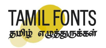 Anangu Fonts and Tamil Pad