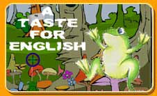 A Taste for English