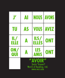 French Tactic*Grams® Avoir