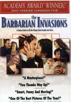 The Barbarian Invasions (Les Invasions barbares) DVD