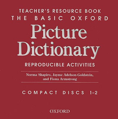 Basic Oxford Picture Dictionary - Audio CDs for Teacher Resource Book