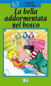 La Bella addormentata nel bosco book and cd