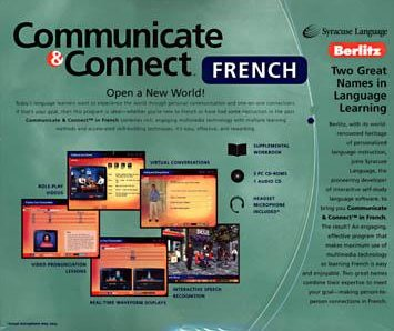 Berlitz Communicate and Connect French