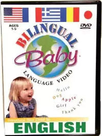 Bilingual Baby English DVD Volume 7