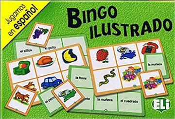 A1 - Bingo Ilustrado - OLD EDITION