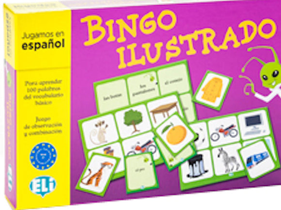 Bingo Ilustrado New Edition