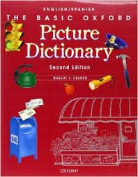 Basic Oxford Picture Dictionary - Monolingual Edition