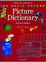 Basic Oxford Picture Dictionary - with Spanish translations