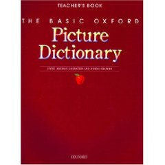 Basic Oxford Picture Dictionary - Teacher's Book