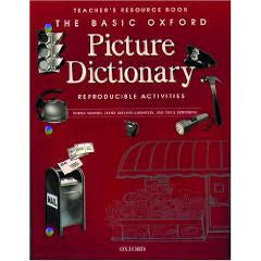 Basic Oxford Picture Dictionary - Teacher's Resource Book