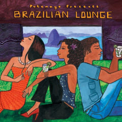 Brazilian Lounge CD