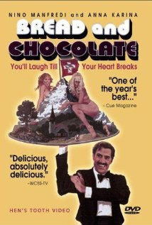 Bread and Chocolate (Pan e cioccolata) DVD