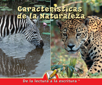 F Level Guided Reading - Caracteristicas De La Naturaleza