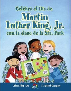 Celebra el dia de Martin Luther King Jr.