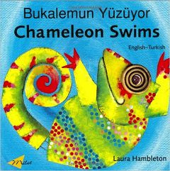 Chameleon Swims Turkish edition