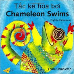 Chameleon swims vietnamese edition