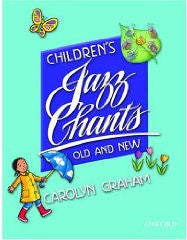 Children's Jazz Chants Old and New CD
