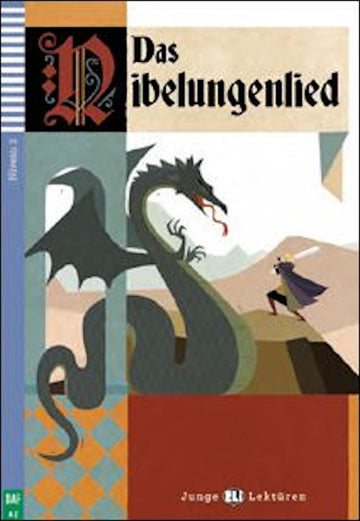 Level 2 - Das Nibelungenlied book and cd