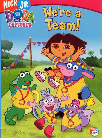 Dora the Explorer - We're a Team!