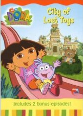 Dora - La Village des Jouets (City of Lost Toys) DVD
