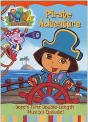 Dora et les Pirates (Pirate Adventure) DVD