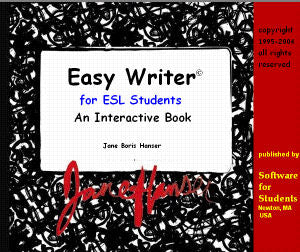 Easy Writer CD-ROM