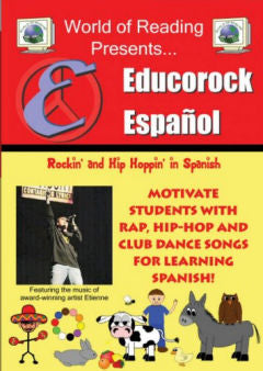 Educorock Espanol CD-ROM