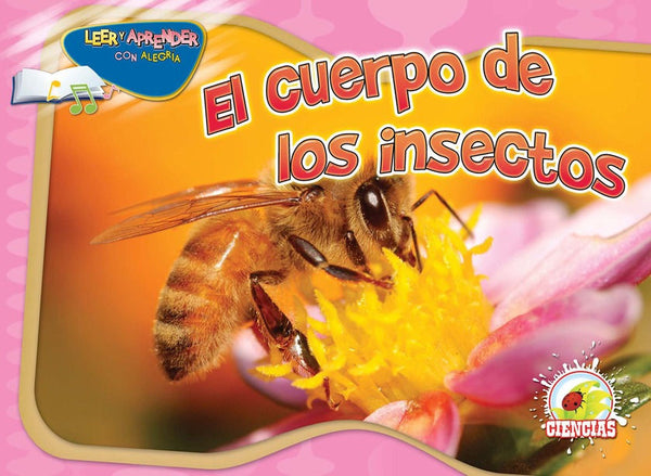 El Cuerpo De Los Insectos (Insect's Body) by Arnhilda Badía. Sing Along With Dr. Jean And Dr. Holly To Learn About Science. Part of the Leer y Apprender con alegría. For Kindergarten.