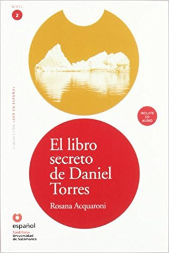 Level 2 - El libro secreto de Daniel Torres