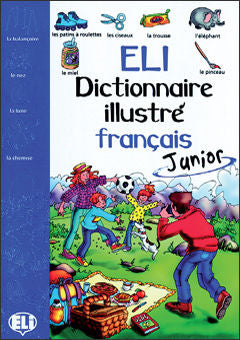 ELI Dictionnaire illustré Français - Junior