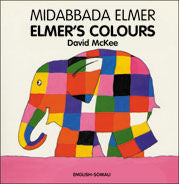 Elmer's Colours - Somali - English