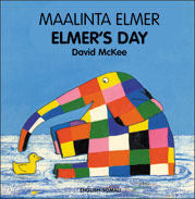 Elmer's Day - Somali - English