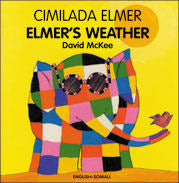 Elmer's Weather - Somali - English