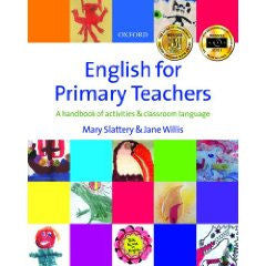 English for Primary Teachers Book and CD